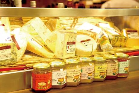 チーズ素材